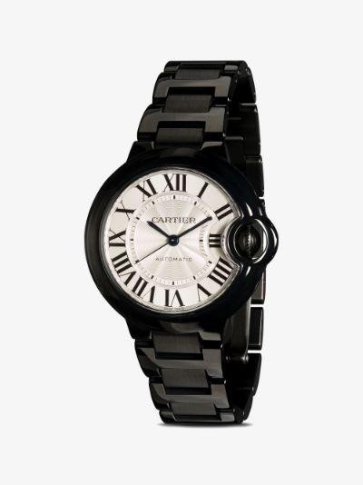 customised Cartier Ballon Bleu watch
