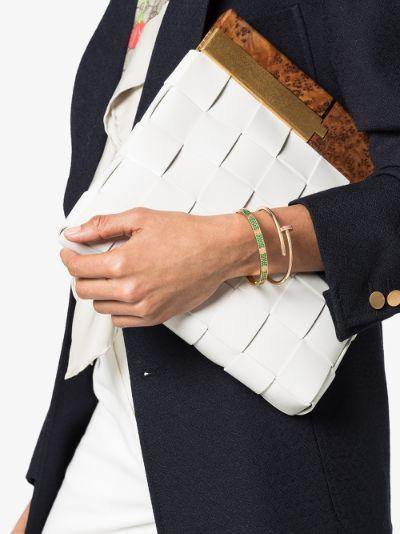 customised cartier juste un clou bracelet