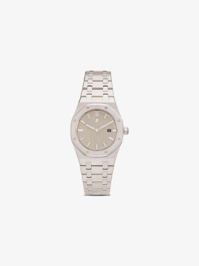customised pre-owned Audemars Piguet Royal Oak watch