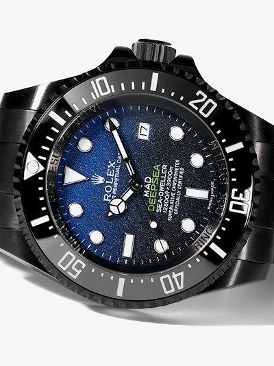 Customised Rolex Deepsea Watch