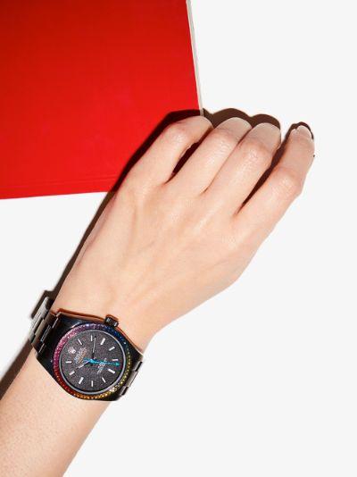 Customised Rolex Milgauss watch