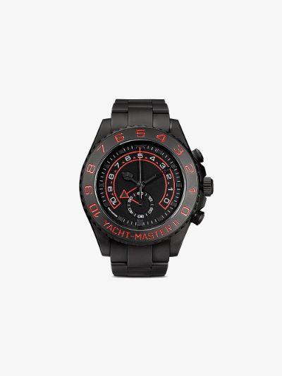 customised Rolex Yacht-Master II Watch