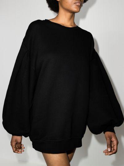 Kyla Cotton Sweatshirt Dress