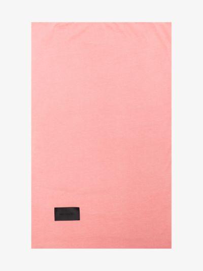 Pink Nude Organic Cotton Pillowcase