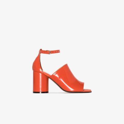 80mm Tabi-toe sandals