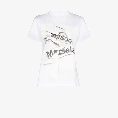 graphic-print T-shirt