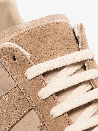 Replica low-top sneakers