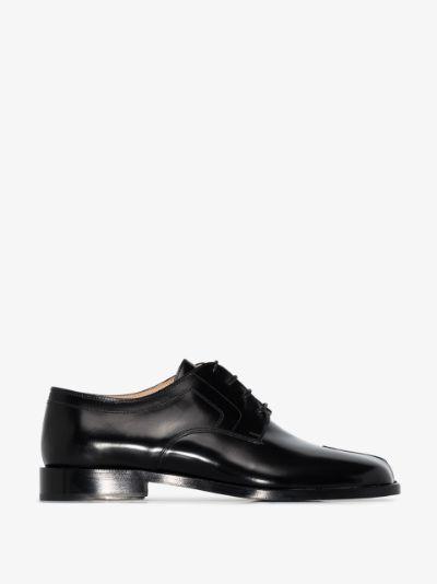 Tabi derby shoes