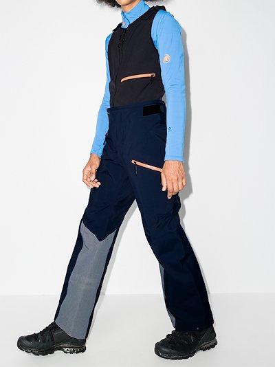 blue La Liste Pro HS bib trousers