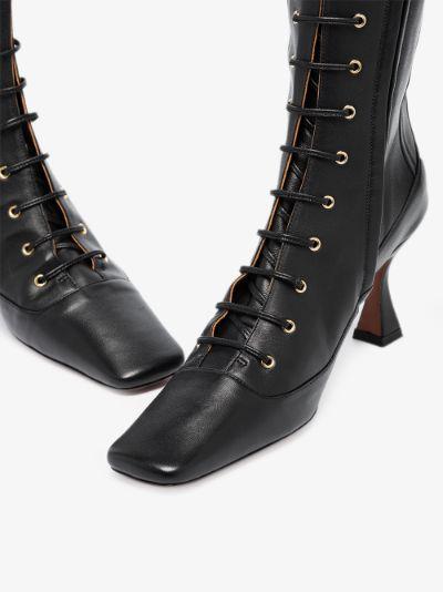 black Duck 80 knee-high boots