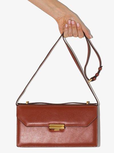 Jackie leather tote bag