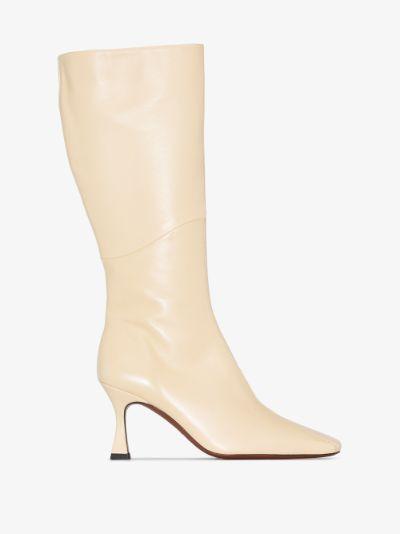 neutral Duck 80 knee-high boots