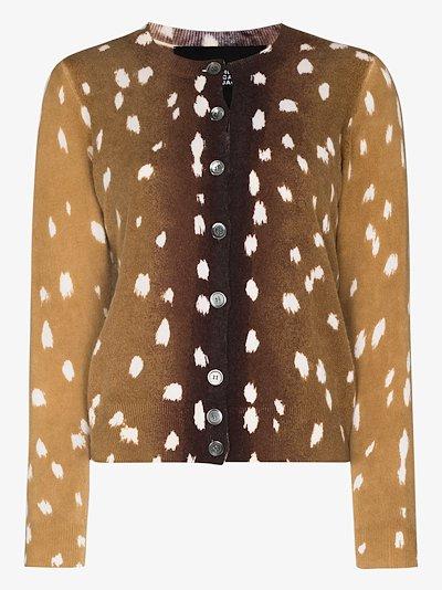 Bambi round neck cardigan