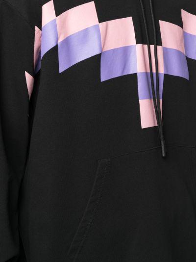 Pixel Wings hoodie
