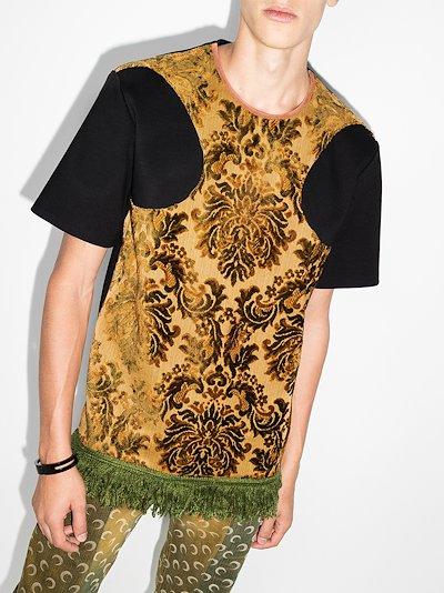 regenerated carpet T-shirt