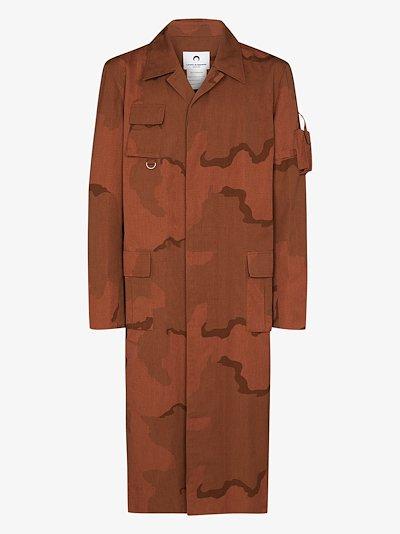 regenerated military coat