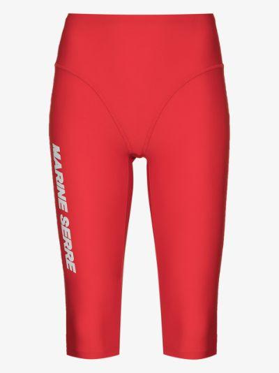 Sea-Skin logo training shorts