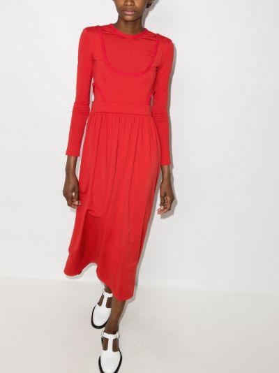 The Ballerina midi dress