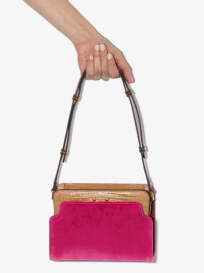 Pink Trunk Reverse Small Shoulder Bag