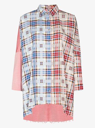 reM'Ade patchwork shirt