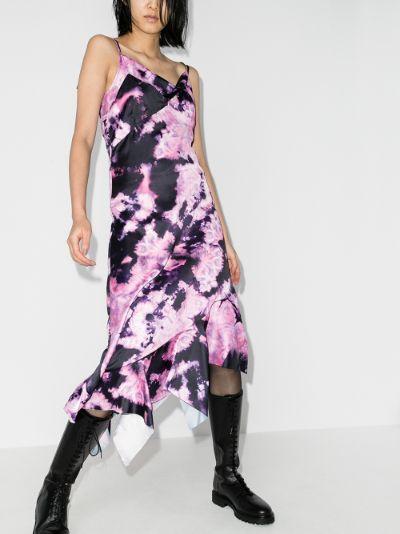 reM'Ade Tie-Dye Slip Dress
