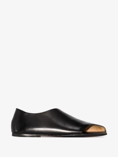 Black Arsella Pantofola aperta sandals