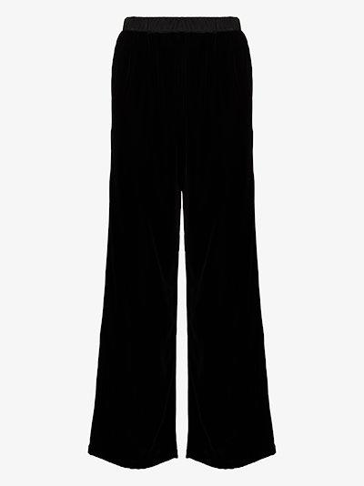 Paradis wide leg trousers