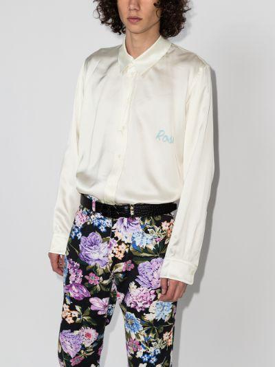 Bonbon airbrush print shirt
