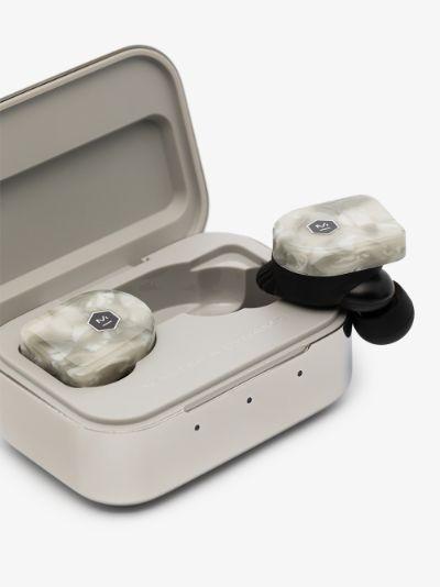 Grey MW07 PLUS True Wireless Earphones