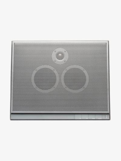 X David Adjaye silver MA770 wireless speaker