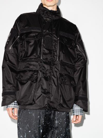Mastermind World Commando Military Jacket
