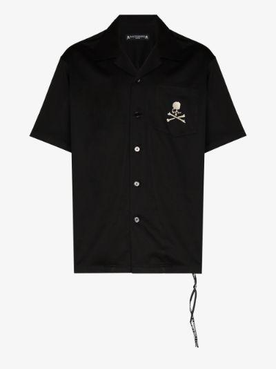 Mastermind World Skull Bowling Shirt