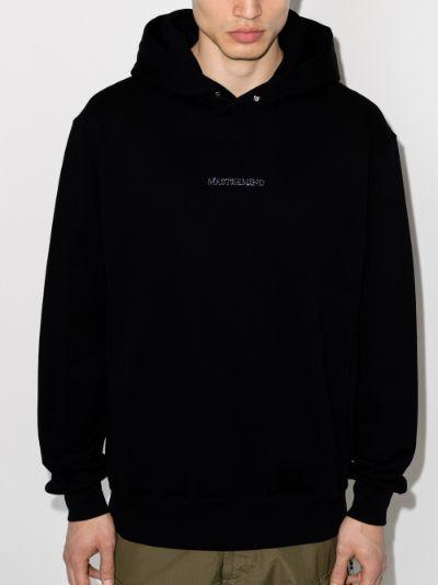 Mastermind World Swarovski skull hoodie