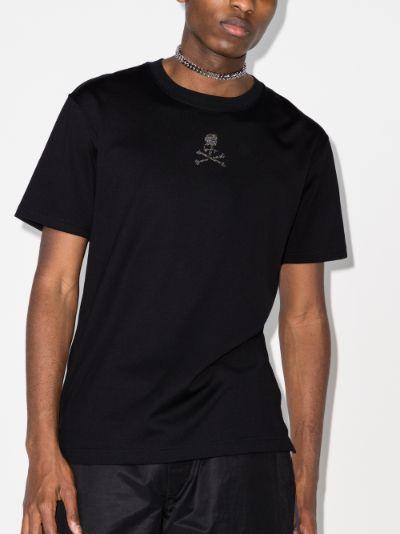Mastermind World Swarovski Skull T-shirt