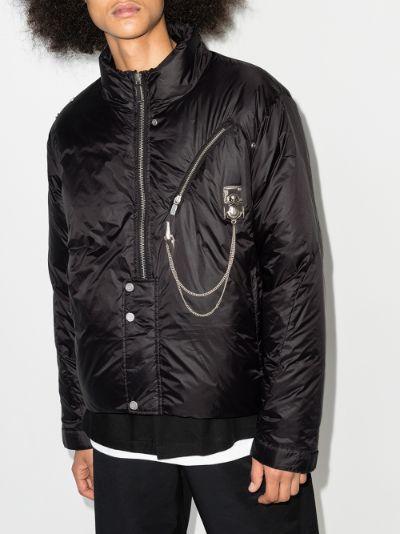 X CH24 C Mastermind padded jacket