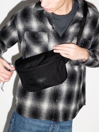 X Eastpak black Bane cross body bag