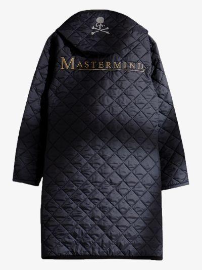 X Lavenham quilted coat
