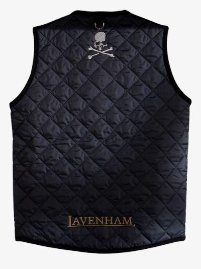 X Lavenham quilted gilet
