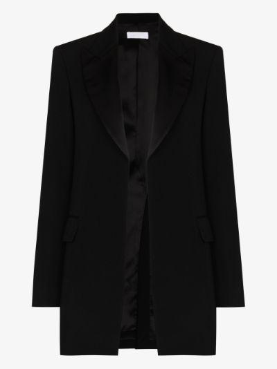 Philips long tuxedo blazer