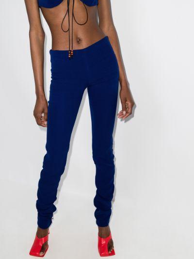 X Browns Focus slim fit trousers