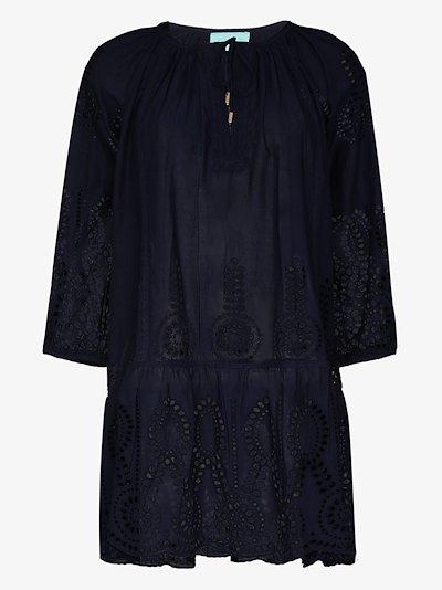 Ashley mini cotton beach dress