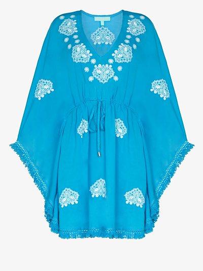 Irene mini beach dress