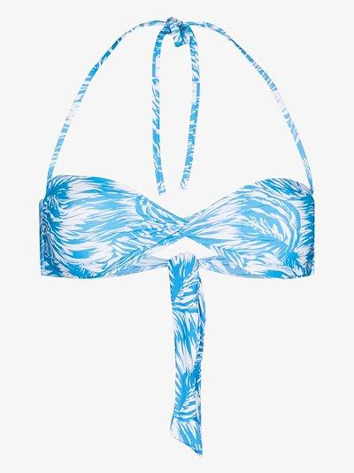 Lyon Splash bikini top