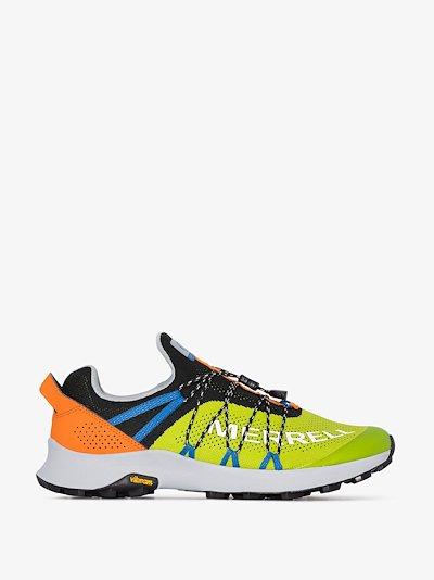 multicoloured Long Sky mesh sneakers