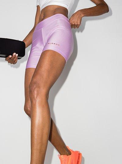 X Reebok cycling shorts