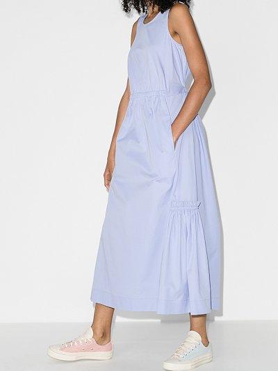 Marella cutout midi dress