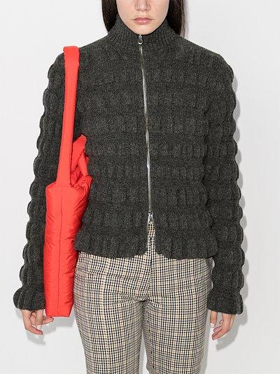 Zita wool cardigan