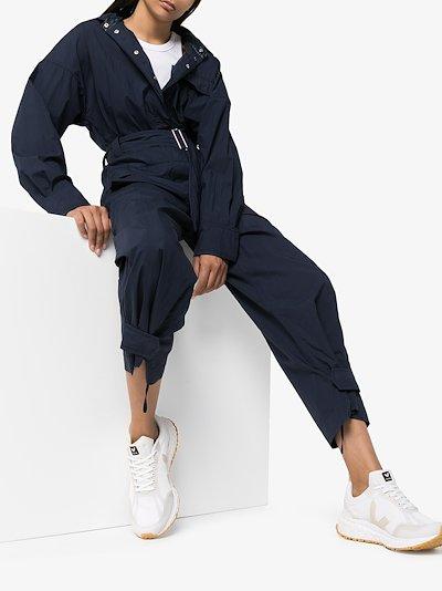 2 Moncler 1952 belted jumpsuit