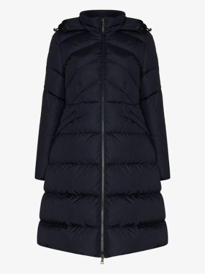 Agot mid-length padded coat