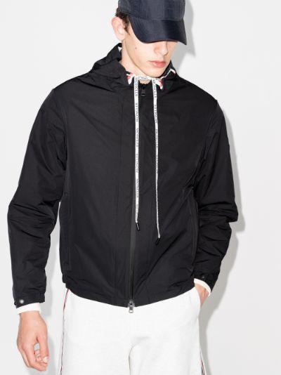 Carles hooded jacket